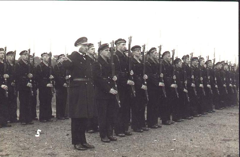 Latvian navy parade_1931