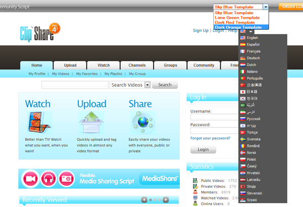 Clipshare Pro 4.1 NULLED FULL